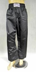 Spodnie sportowe długie czarne SKBP-1 XL