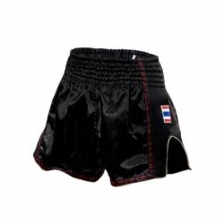 Spodenki tajskie LEONE AB754 BANGKOK XL czarne