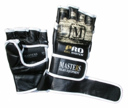 (P) Rękawice do MMA MASTERS - GFT-5000 PROMOCJA!!!