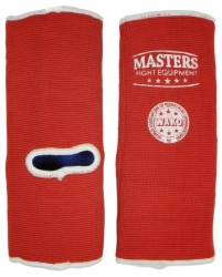 Double-sided MASTERS ankle protectors OSS-MFE-2W (WAKO APPROVED)