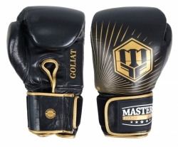 Boxing gloves MASTERS GOLIAT RBT-20G NEW