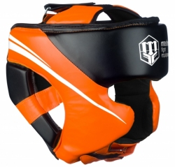 Sparring headguard KSTOP-PU-FT