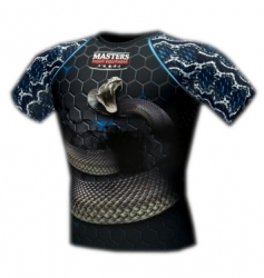 Koszulka treningowa MASTERS FIGHTWEAR COLLECTION -  WILD SIDE