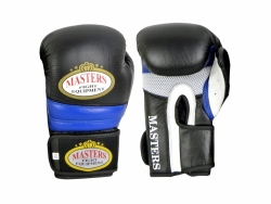 Boxing gloves leather MASTERS RBT-11
