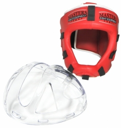 Headguard with a mask KSSPU-M (WAKO APPROVED)