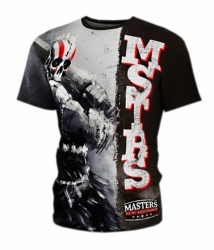 Koszulka treningowa MASTERS FIGHTWEAR COLLECTION - DARK SIDE
